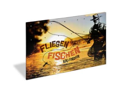 Fliegenfischen Adventskalender
