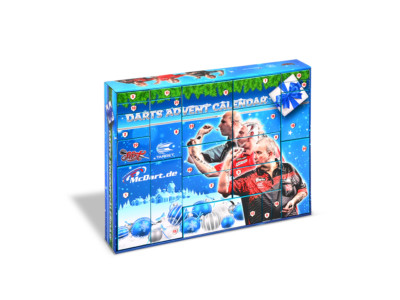 dart adventskalender