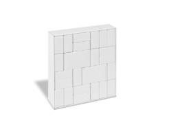 Puzzle Box White Line Leerkalender
