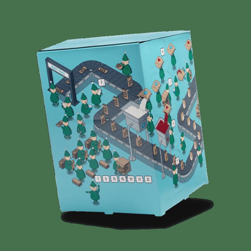 Reishunger Adventskalender 2020 - Seite