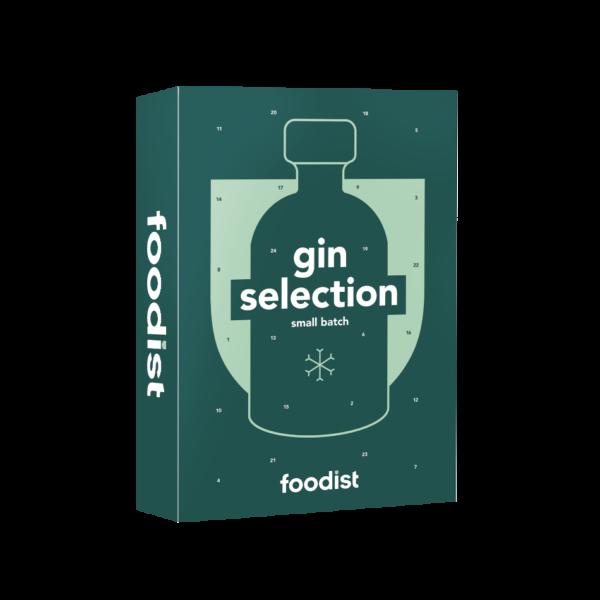 Gin Adventskalender 2020 Foodist