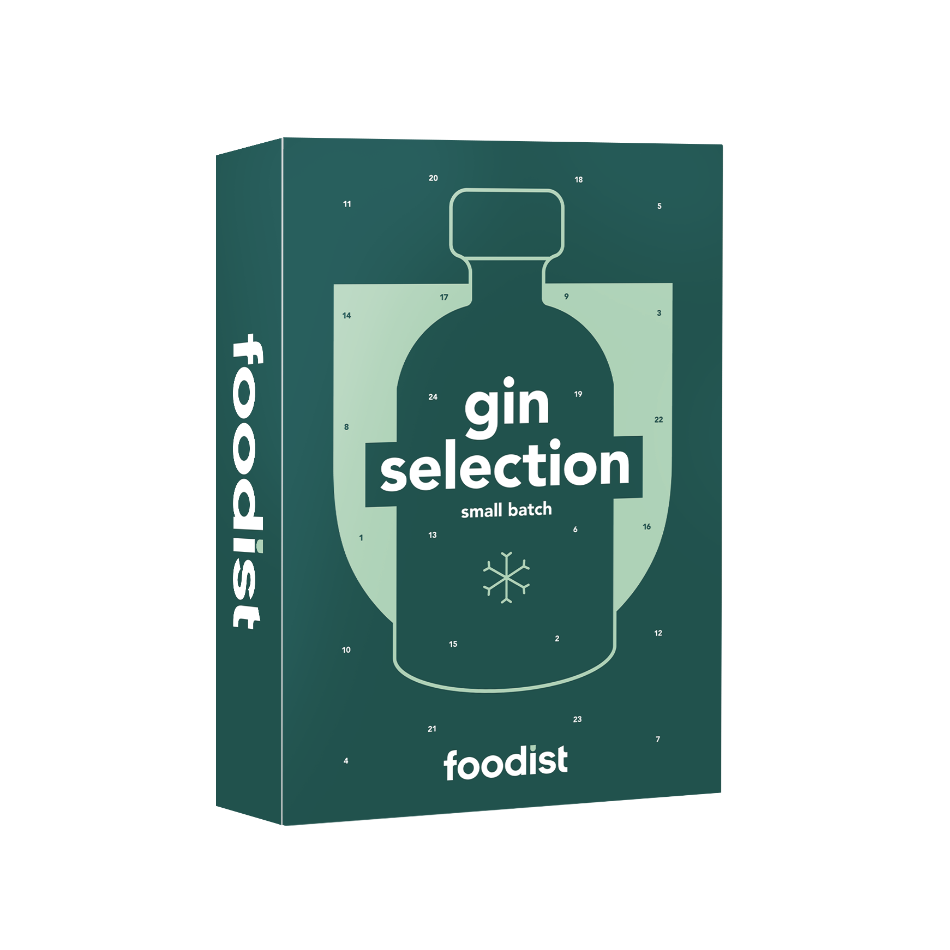 Gin Adventskalender 2020 Foodist
