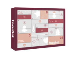 Gourmet Adventskalender 2020 Foodist