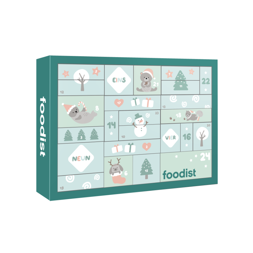 Kinder Adventskalender 2020 Foodist