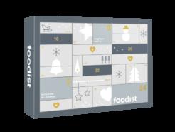 Premium Gourmet Adventskalender 2020 Foodist