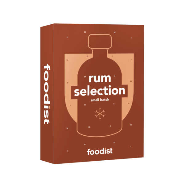 Rum Adventskalender 2020 Foodist