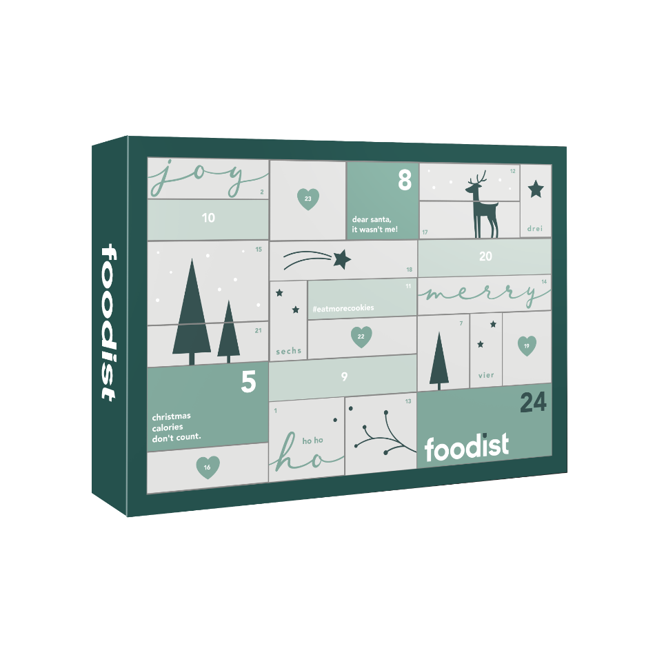 Veganer Adventskalender 2020 Foodist