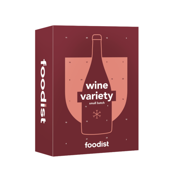 Wein Adventskalender 2020 Foodist