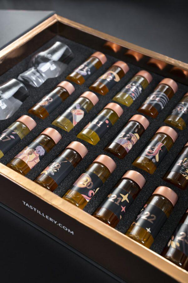 Tastillery Whisky Adventskalender 2020
