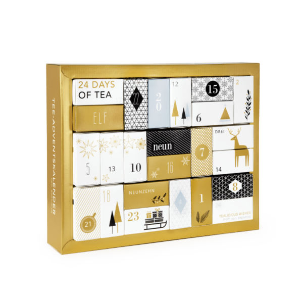 Loser Tee Adventskalender 2020 von Royal Nature