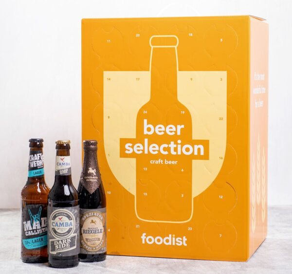 Craft Beer Adventskalender Foodist 2020