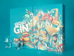 Gin Adventskalender 2020 Tastillery