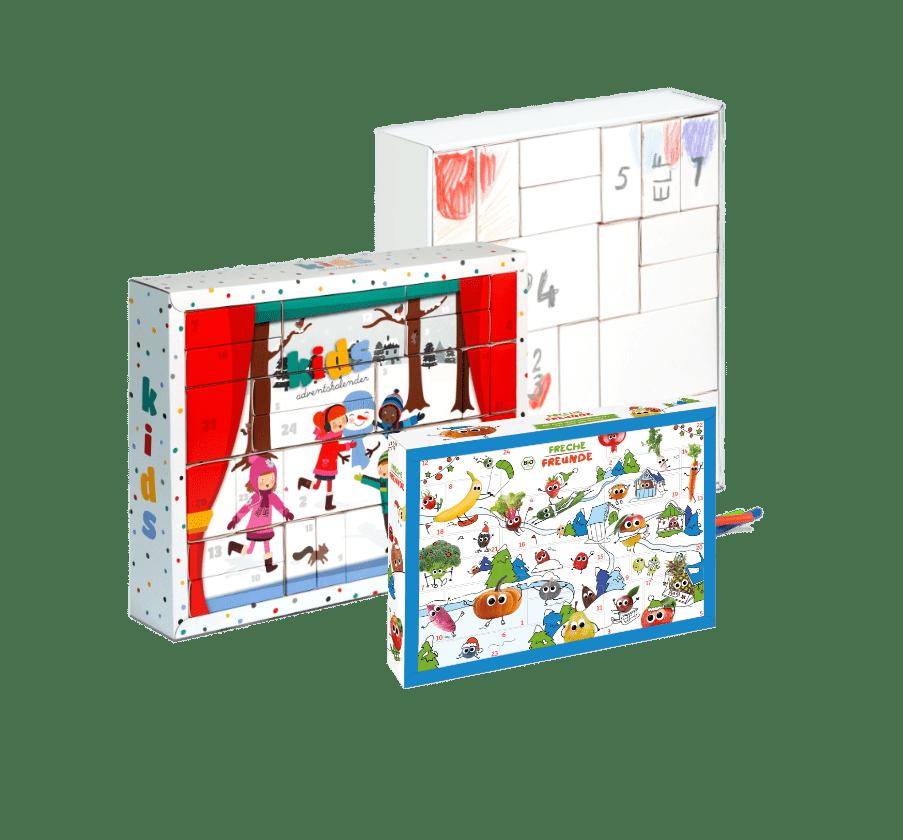 Kinder Adventskalender 2020