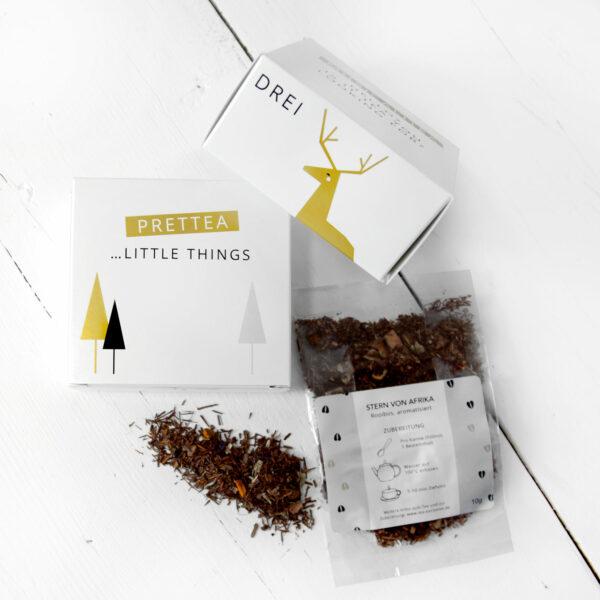 Loser Tee und Schachtel Adventskalender 2020 Royal Nature